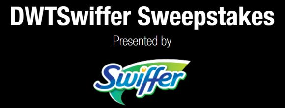 Enter for a chance to win a trip to the two-night Dancing with the Stars Finale on May 22 and 23 from Swiffer.
