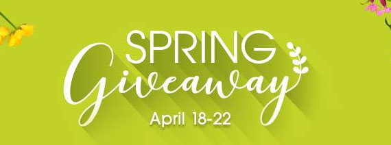 Eyemart Express Facebook fans have the chance to win daily prizes until April 22nd include Eyemart Express $50 gift cards, sunglasses, cleaning kits or even a Via Spiga Handbag worth $395