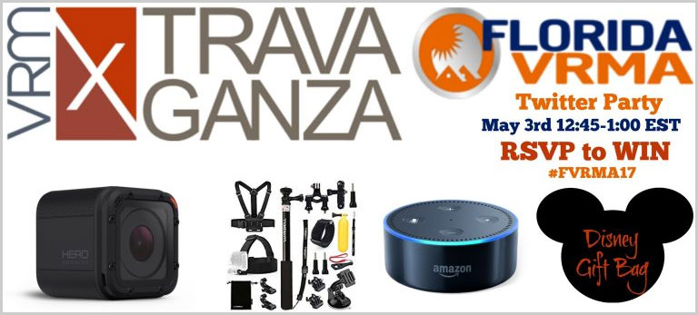 Florida Vacation Rental Managers XTRAVAGANZA Twitter Party May 3rd