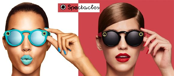 Enter for your chance to win a pair of free Snapchat Spectacles by Snap, Inc. from Starbucks. Sixty-three winners will be chosen.
