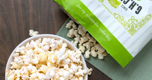 Follow GH Cretors and share your personal popcorn story for your chance to win Cretors Popped Corn prizes.  G.H. Cretors Popped Corn is obsessively delicious, handcrafted popcorn, made with premium, real ingredients one mouth-watering batch at a time