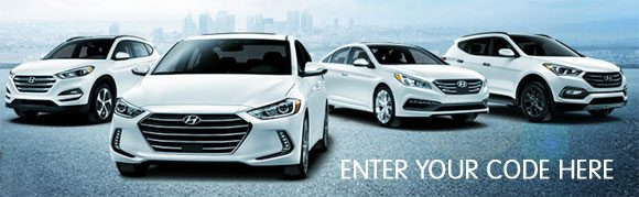 Take a Hyundai for a test drive and you could win a a trip to the Infinity One VIP Concert or one of 99 Infinity One portable speakers. You can send your entry in the mail if you don't want to take a test drive.