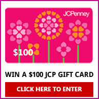 Win a $100 JCP Gift Card