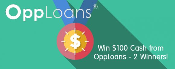The OppLoans Tax Cash Sweepstakes