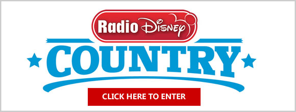 Enter the new Radio Disney sweepstakes for your chance to win a trip or four to the CMA Music Festival in Nashville, Tennessee