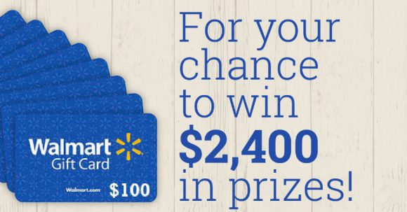 Want to win a $100 Walmart gift card? Smithfield Brand is giving away 24 of them! Share why using high-quality, all natural ingredients is important to you and your family for your chance to win