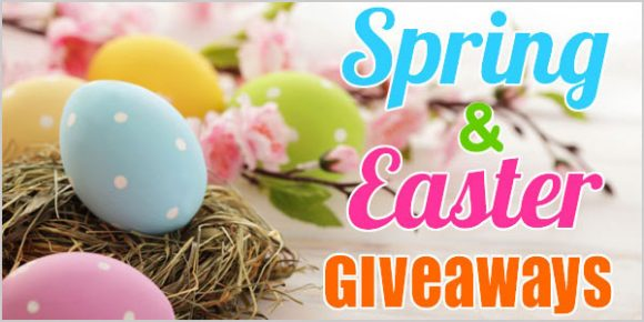 Spring and Easter Giveaways