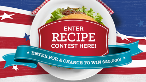 Sutter Home Build A Better Burger Recipe Contest