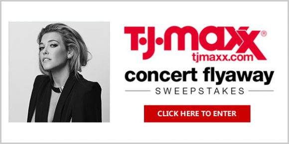 T.J.Maxx invites you to express your individuality! Enter for your chance to win a trip to New York City to take part in The Maxx You Project launch, including tickets to see Rachel Platten on April 25, 2017!