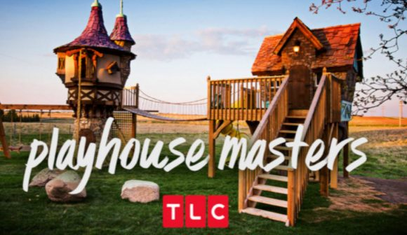 Enter for the chance to win a one-of-a-kind doghouse made by Charmed Playhouses from TLC Playhouse Masters Sweepstakes