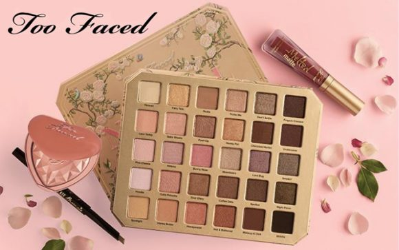 Too Faced and Grace Loves Lace have teamed up to give away the ultimate Bridal Beauty Kit. For a chance to win their entire Summer Collection and a one-of-a-kind wedding dress worth up to $3,000 from Grace Loves Lace