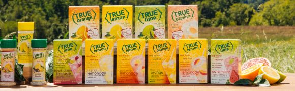Enter for Your Chance to Win a Year's Worth of Groceries, or one of ten one-year's supply of True Citrus products. E