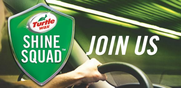 Become the next Turtle Wax Shine Squad Member and you could win $3,000 in cash and become a Turtle Wax Squad Influencer. One hundred winners will win a free Turtle Wax prize pack