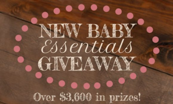 Enter the Wee Spring giveaway for your chance to win the ultimate new baby essential bundles worth over $3,600