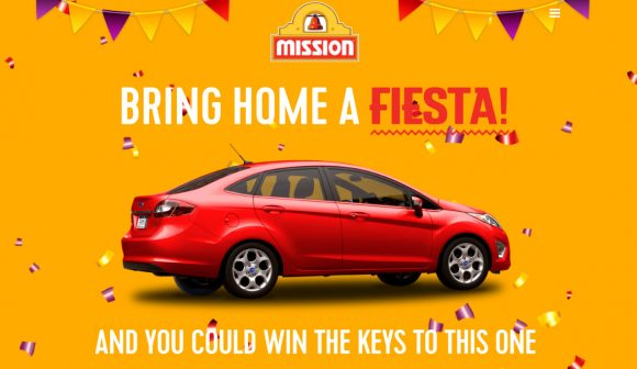 Win A Car: Mission Bring Home A Fiesta Sweepstakes (Win A Car) 5/3/17