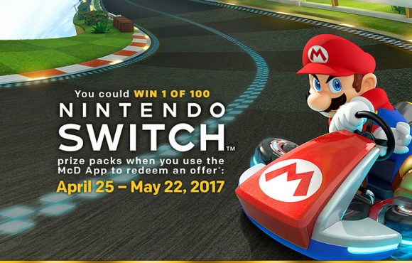 McDonald's Race to 100 Sweepstakes