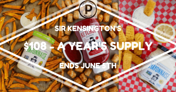 Enter for a chance to win a year supply of Sir Kensington's condiments valued at over $100! This set includes 4 bottles ketchups, 4 16 oz jars classic mayo, 4 10 oz mustard, and 6 10 oz assorted flavored mayos.