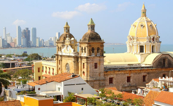 Enter the USA TODAY Colombia Trip Sweepstakes for your chance to win a trip for two to Bogota, Columbia.