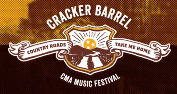 Hurry up and enter for you don't miss your chance to win 1 of 5 trips for two to Nashville, TN to attend the 2017 CMA Festival from Cracker Barrel Old Country Store