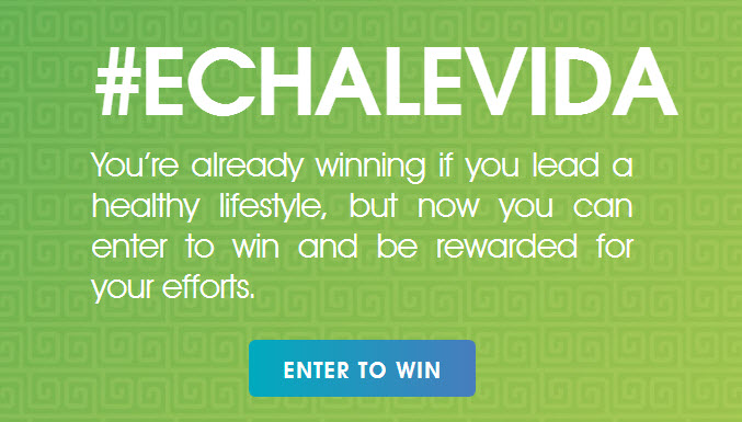 Avocados From Mexico EchaleVida Sweepstakes
