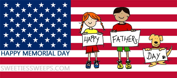Father's Day and Memorial Day Giveaways, Freebies, and Coupons
