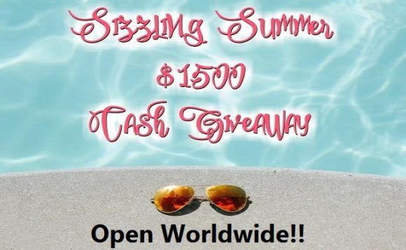 Click Here for your chance to win one of three $500 prizes, winners choice PayPal cash or an Amazon Gift Card. Just in time for vacation or stay-cation planning to really start, you can dream about how you will spend your winnings!