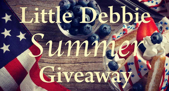 Little Debbie is giving away a premium cooler every week for 8 weeks. Hip hip hooray for Little Debbie summer days!