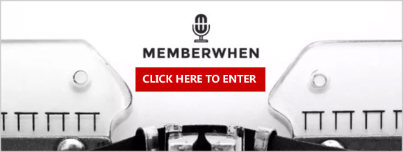One Winner will receive a MemberWhen Podcast of their very own to treasure for always worth over $100