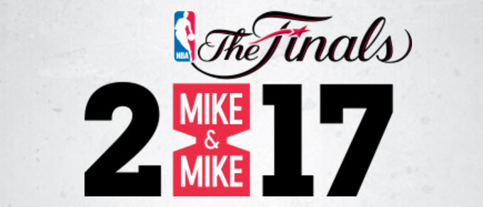 Sweeties Sweeps has the daily winning word for Mike & Mike's Dream Finals Sweepstakes. Grab the winning word and enter for your chance to win prizes. Listen LIVE to Mike & Mike to hear the daily Winning Word and enter for your chance to win big!