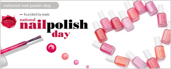 Essie National Nail Polish Day Giveaway