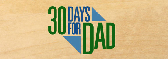 It's time to give every Dad his due with a month full of top-flight woodworking prizes from Popular Woodworking Magazine.