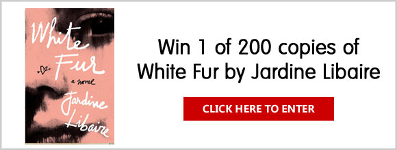 Enter for your chance to win 1 of 200 copies of White Fur by Jardine Libaire from Read It Forward