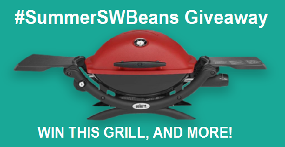 Whether you're grilling or chilling, share how you enjoy S&W Beans this summer for a chance to win a Weber grill and other great prizes.