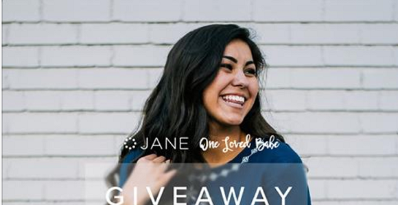 Heat up your summer wardrobe with this week's giveaway.  Jane.com has teamed up with One Loved Babe to give 3 lucky ladies a little shopping spree! Enter for your chance to win