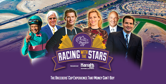 Enter theVIP sweepstakes for a chance to win one of four once-in-a-lifetime experiences at the 2017 Breeders Cup on November 3 and 4. Each experience includes a customized, VIP trip for two to the Breeders' Cup at Del Mar and a $1,000 wager on the Breeders' Cup Classic.