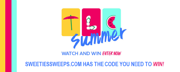 """SwetiesSweeps.com has your """"I am Jazz"""" secret code so you can enter the TLC Summer Watch & Win Sweepstakes. You could win $2,500 or a sizzling TLC Summer prize pack."""