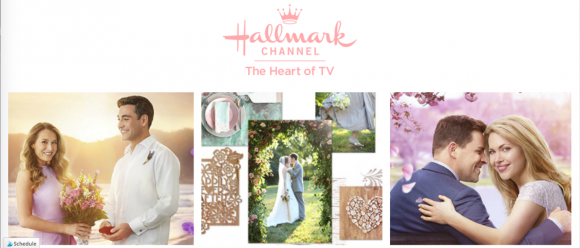 Enterfor your chance to win a$500 gift card from Hallmark Channel. Enjoy 4 new original movies full of gorgeous gowns, beautiful brides and wonderful romance on the Hallmark Channel this June. Join in the fun by pinning any of the wedding inspirations from our June Weddings board or share what inspires you. Just for pinning you could win a $500 gift card!