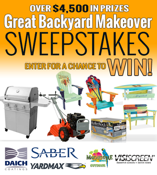 OnTheHouse.com The Great Backyard Makeover Sweepstakes 6 ...