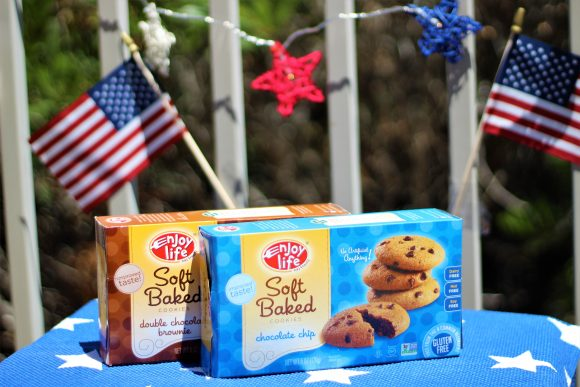 Click Here for your chance to win anEnjoy Life Foods Gift Basket that includes soft baked cookies, seed and fruit mixes and other free-from foods