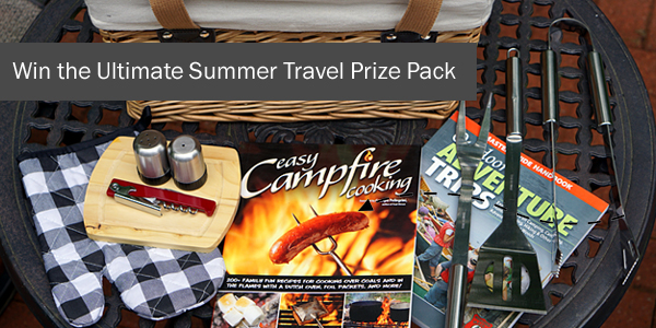 Enter to win the Ultimate Travel Picnic Basket from Trips Across America