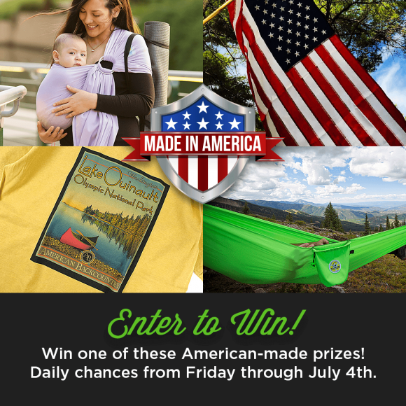 REPREVE Made In The USA Giveaway