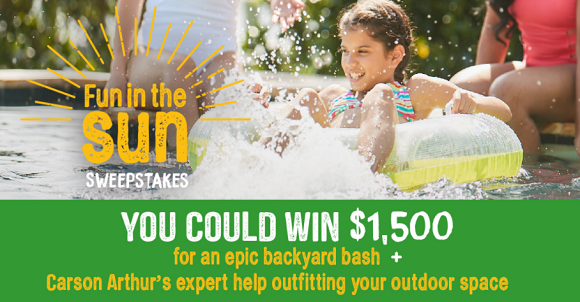 Better Homes And Gardens Real Estate Fun In The Sun Sweepstakes 8 15 1pp21