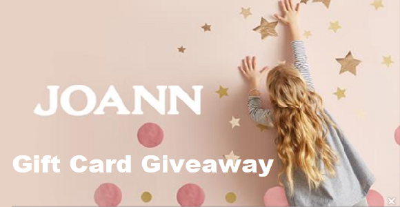 JOANN is giving away $500 $200, $100, $50, and $25 Gift Cards, and other exclusive offers sometime soon! Get inspired for your next project. Sign up now. Only the fastest will score a JOANN gift card.
