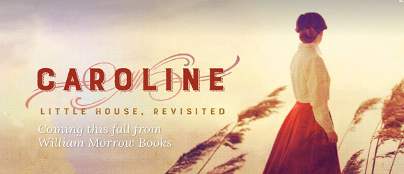 If you are a fan of Laura Ingalls Wilder's Little House books, this giveaway will make your day. HarperCollins is giving away 50 copies of Sarah Miller's upcoming novel, Caroline, a recreation of Little House on the Prairie from Ma's point of view.