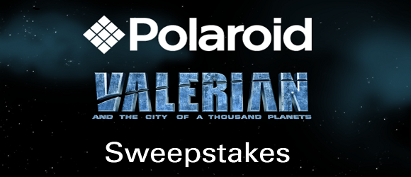 Through July 15 you can win tickets to an advance screening of Valerian And The City Of A Thousand Planets for you and nine friends at a theater near you. Get ready for an adventure of a lifetime!