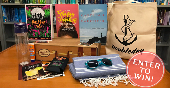 Can't decide what to read this summer? Click Here to win FREE Books from Read It Forward and Doubleday #DoubledayGetaway