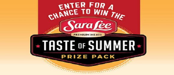 Join the fun. Enter the Taste of Summer Sweepstakes for a chance to win a $1,000 summer prize pack including FREE Deli Meat for a year. The more you enter, the more chances you have to WIN