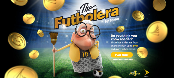 Do you think you know soccer? Show La Futbolera and enter for a chance to win up to $10k and many other prizes.