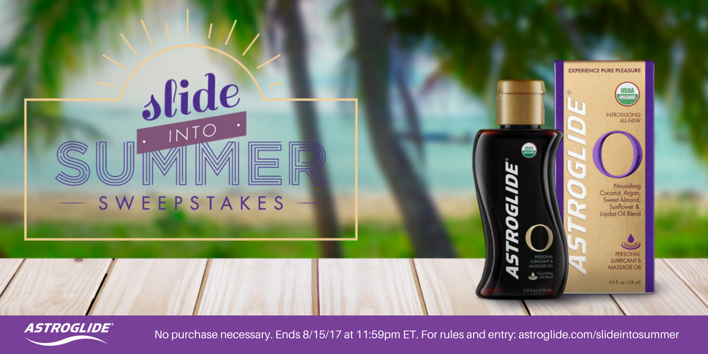 Enter for your chance to win a trip for two to Kauai Hawaii from Astroglide