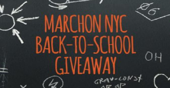 Gear up for the school year with a fresh look from Marchon NYC and enter to win a back-to-school shopping spree and fidget spinner